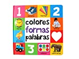 img - for Colores, formas, palabras book / textbook / text book