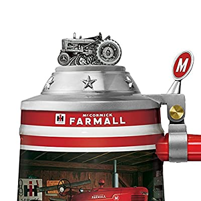 Farmall Commemorative by The Bradford Exchange
