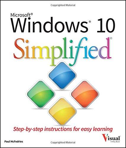 Windows 10 Simplified PDF
