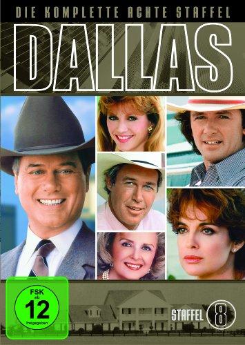 Dallas - Die komplette achte Staffel [8 DVDs]