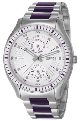Esprit ES105632004 - Reloj de pulsera hombre, acero inoxidable, color multicolor