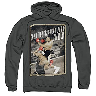 Muhammad Ali: Show Pull Over Hoodie