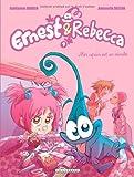 """Afficher """"Ernest & Rebecca n° 01<br /> Mon copain est un microbe"""""""