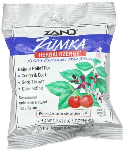 Zand Herbalozenge Zumka, Chry Menthol, 15 Count