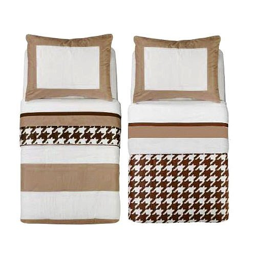 Bacati Toddler Bedding back-559951