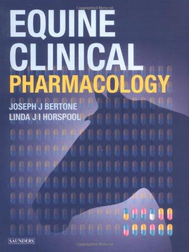 Equine Clinical Pharmacology, 1E