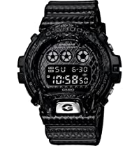 G-Shock DW6900DS-1 Classic Series Luxury Watches - Gloss Black