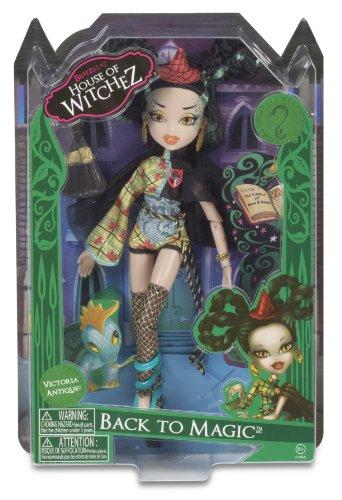 Bratzillaz Back to Magic Doll - Victoria Antique (China) - 1