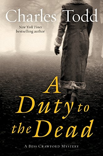 Image of A Duty to the Dead: A Bess Crawford Mystery (Bess Crawford Mysteries)