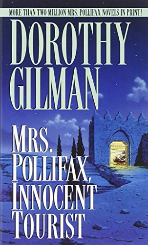 Mrs Pollifax, Innocent Tourist (Mrs. Pollifax Mysteries)