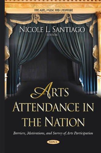 Arts Attendance in the Nation (Fine Arts Music Literature Ser)