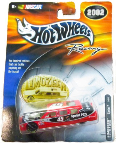 Hot Wheels Racing 2002 Limozeen Series 3/4 - Sprint PCS # 45