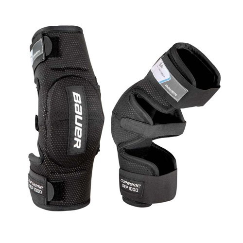 Bauer Nike Hockey Supreme 1000 Referee Hockey Elbow Pads bauer supreme total nxg junior hockey stick