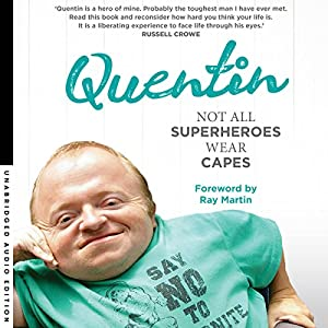 Not All Superheroes Wear Capes Audiobook