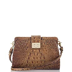 Alena Crossbody<br>Toasted Almond Mebourne