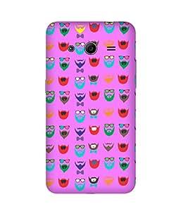 Beard Colour-50 Samsung Galaxy Core 2 Case