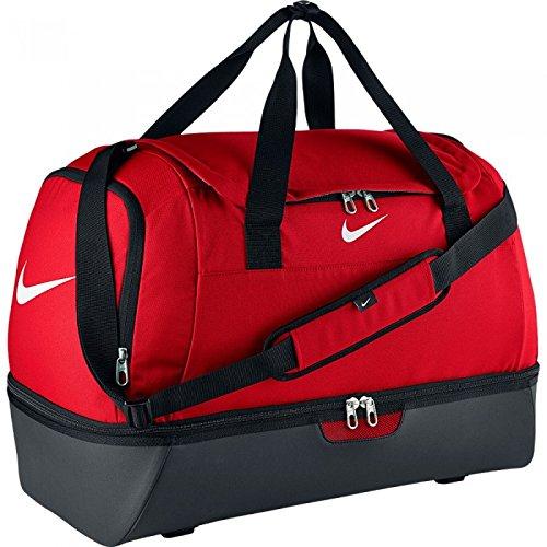 Nike BA5197-657_University Red/Black/White_55 x 36 x 42 cm, 62 Liter - Borsa sportiva unisex, MISC, colore: Rosso Università rosso/bianco/nero