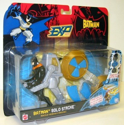 Buy Batman: Solo Strike Vehicle and Figure