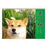 A.P.J. 犬川柳 2016年 カレンダー 壁かけ No.001 1000066677