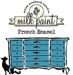 Miss Mustard Seed Milk Paint (French Enamel)