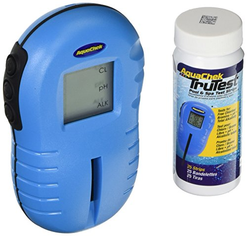Aqua Chek Aqua Chek Trutest Digital Reader (Hot Tub Testing Kit compare prices)