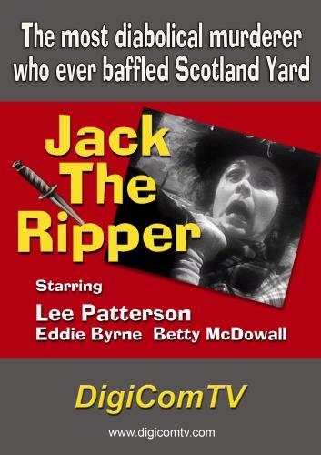 Jack The Ripper 1959 Cover