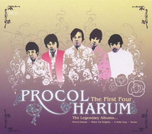 Procol Harum - The First Four - Zortam Music