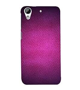 EPICCASE Purple spirals Mobile Back Case Cover For HTC Desire 626 (Designer Case)