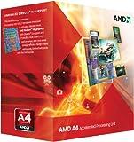 AMD A6-3670K APU with AMD Radeon 6530 HD Graphics 2.7GHz Unlocked Socket FM1 100W Quad-Core Processor - Retail - AD3670WNGXBOX