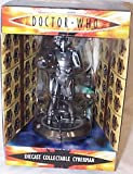 doctor who 16cm high cyberman diecast collectible model