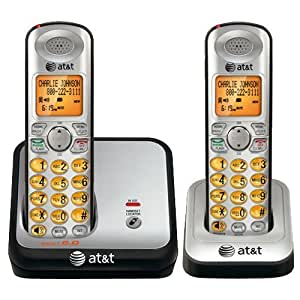 AT&T Dect 6.0 2 handset cordless phone