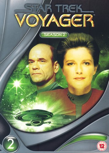 Star Trek Voyager  - Season 2 (Slimline Edition)