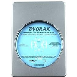 From The New World Dvorak Symphonies No.7&8 - 7.1 DTS-HD 3D Sound Blu-ray Audio Signature Series