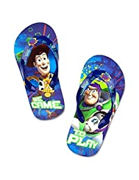 Disney Store Toy Story Toddler Boy Flip Flop Shoes