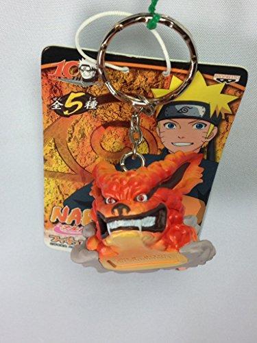 Kyuubi Nine Tails - Naruto Shippuden Sore Zore No Henka Hen Figure Keychain (Naruto Nine Tails Figure compare prices)
