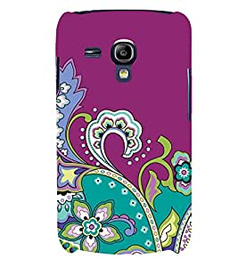 PRINTSWAG PAINTING Designer Back Cover Case for SAMSUNG GALAXY S3 MINI
