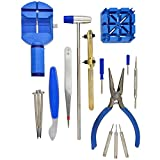 GGI Deluxe 16-piece Watch Repair Tool Kit WTK-16