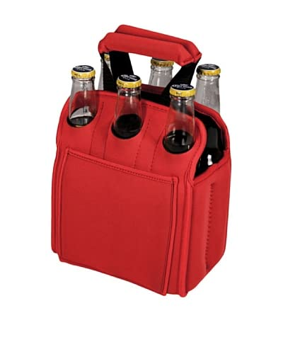 Picnic Time 6-Pack Insulated Beverage Tote