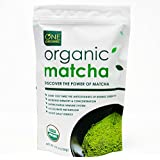 ONE ORGANIC Matcha Green Tea Powder 8.8oz - USDA Certified Organic