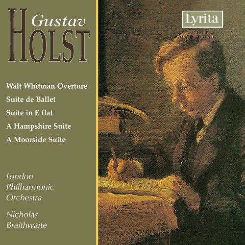 Gustav Holst: Orchestral Works