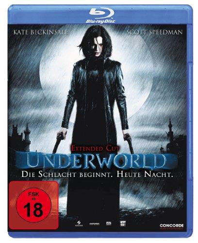 Underworld (im Spezialschuber mit Kunstblut) [Blu-ray]