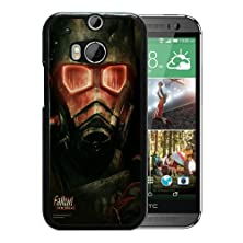 buy Htc One M8 Case,Fallout New Vegas Black Shell Case For Htc One M8,Beautiful Cover