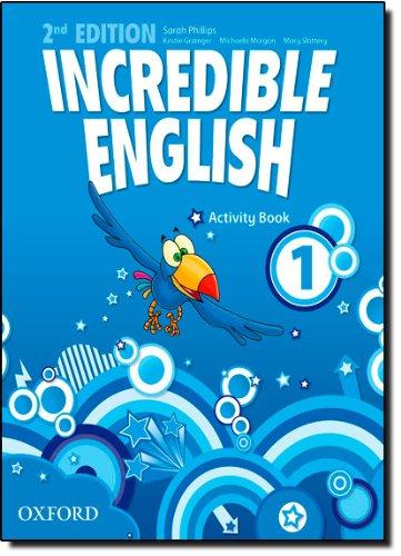 incredible english kit 2 activity book