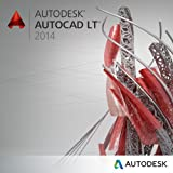 Autodesk AutoCAD LT 2014 Single Upgrade Licence (from 1 - 6 Previous Versions 2008 - 2013) Promotional Price