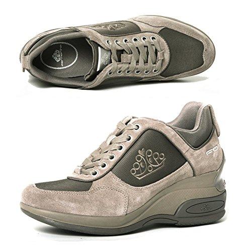 Fornarina Wo's Shoe, Scarpe stringate donna marrone Size: EU 40