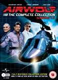 Airwolf - The Complete Collection:Seasons 1-3 - 13 DVD Set [DVD] [Reino Unido]