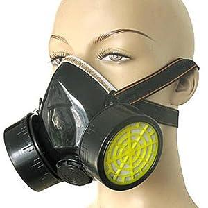 vktech antidust respirator mask double cartridges for. Black Bedroom Furniture Sets. Home Design Ideas