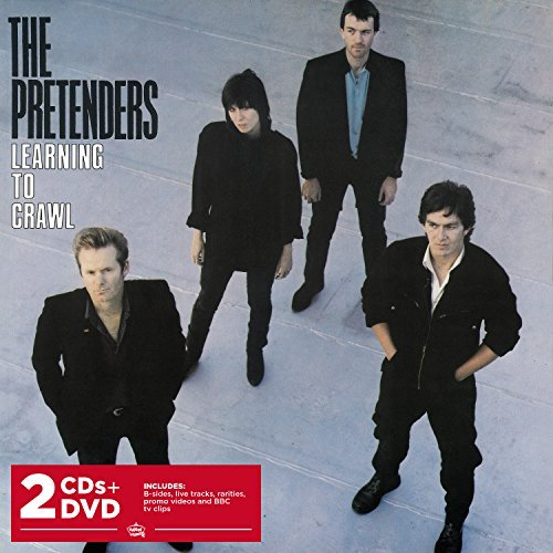 The Pretenders-Learning To Crawl-(EDSG 8049)-Remastered Deluxe Edition-2CD-FLAC-2015-WRE Download