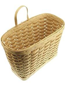 Mail basket for door