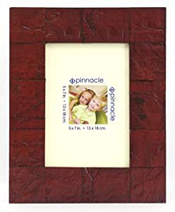 Pinnacle Frames Slate Wooden Frame, 5 inch by 7 inch